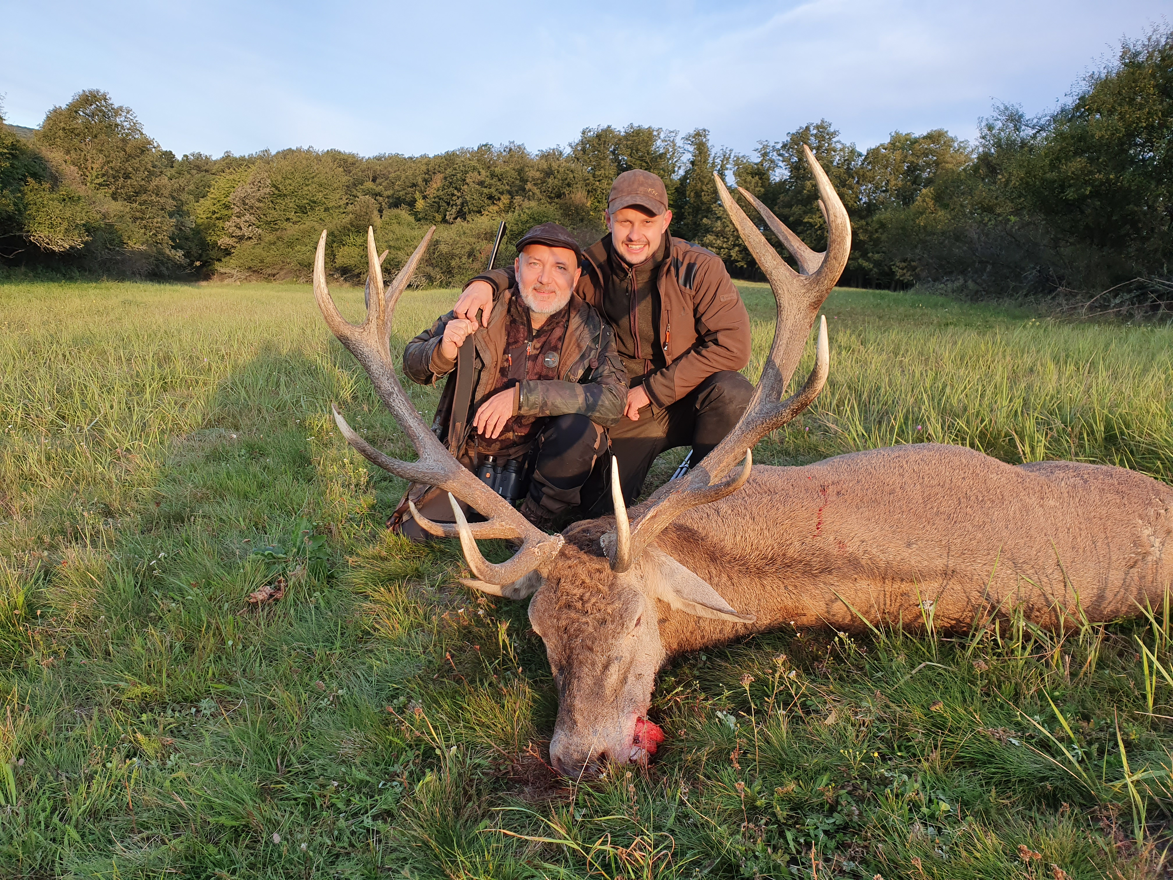 Red deer hunting in SLOVAKIA – season 2020 -
