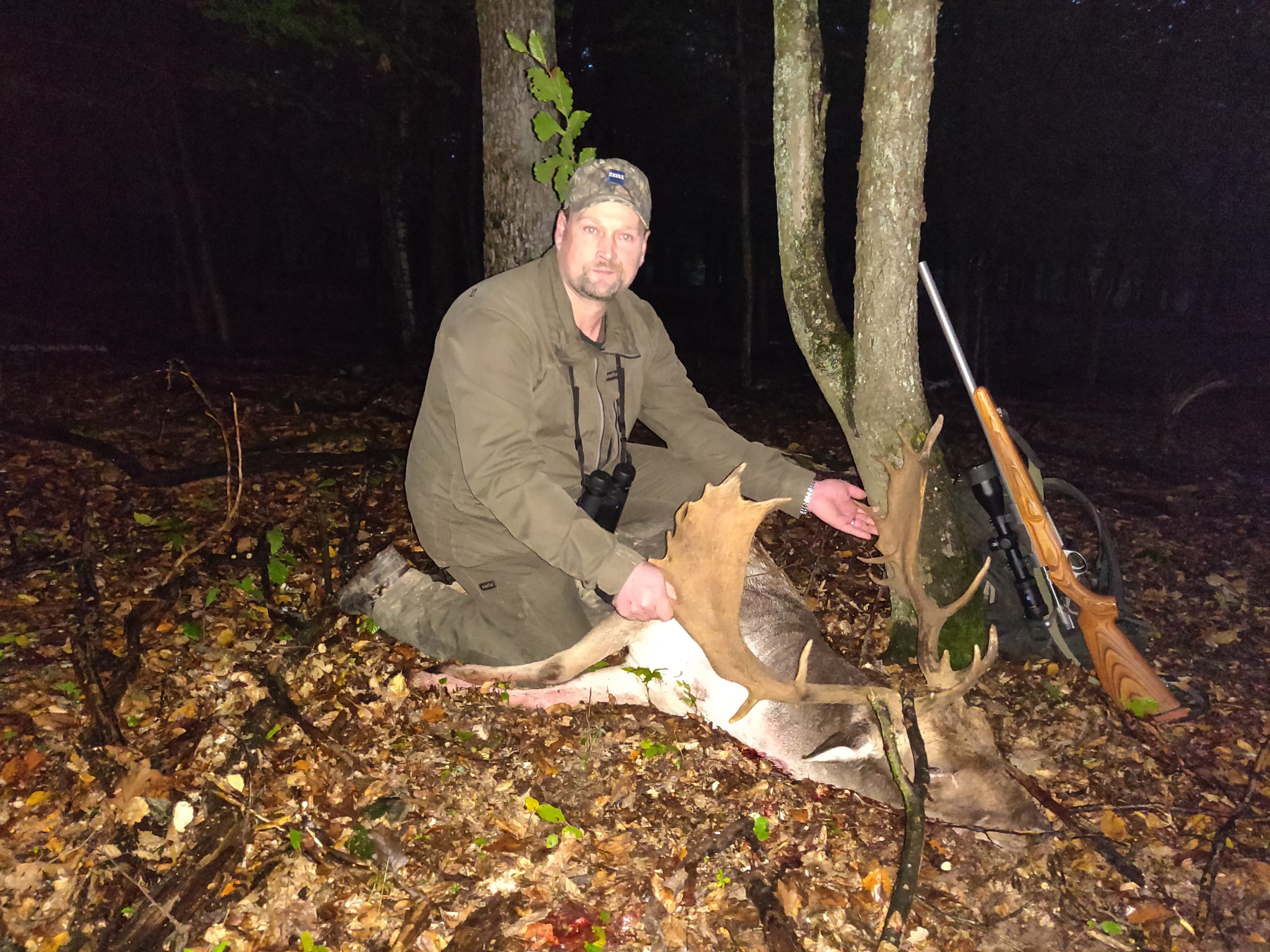 Fallow deer hunting in SLOVAKIA – season 2020 -