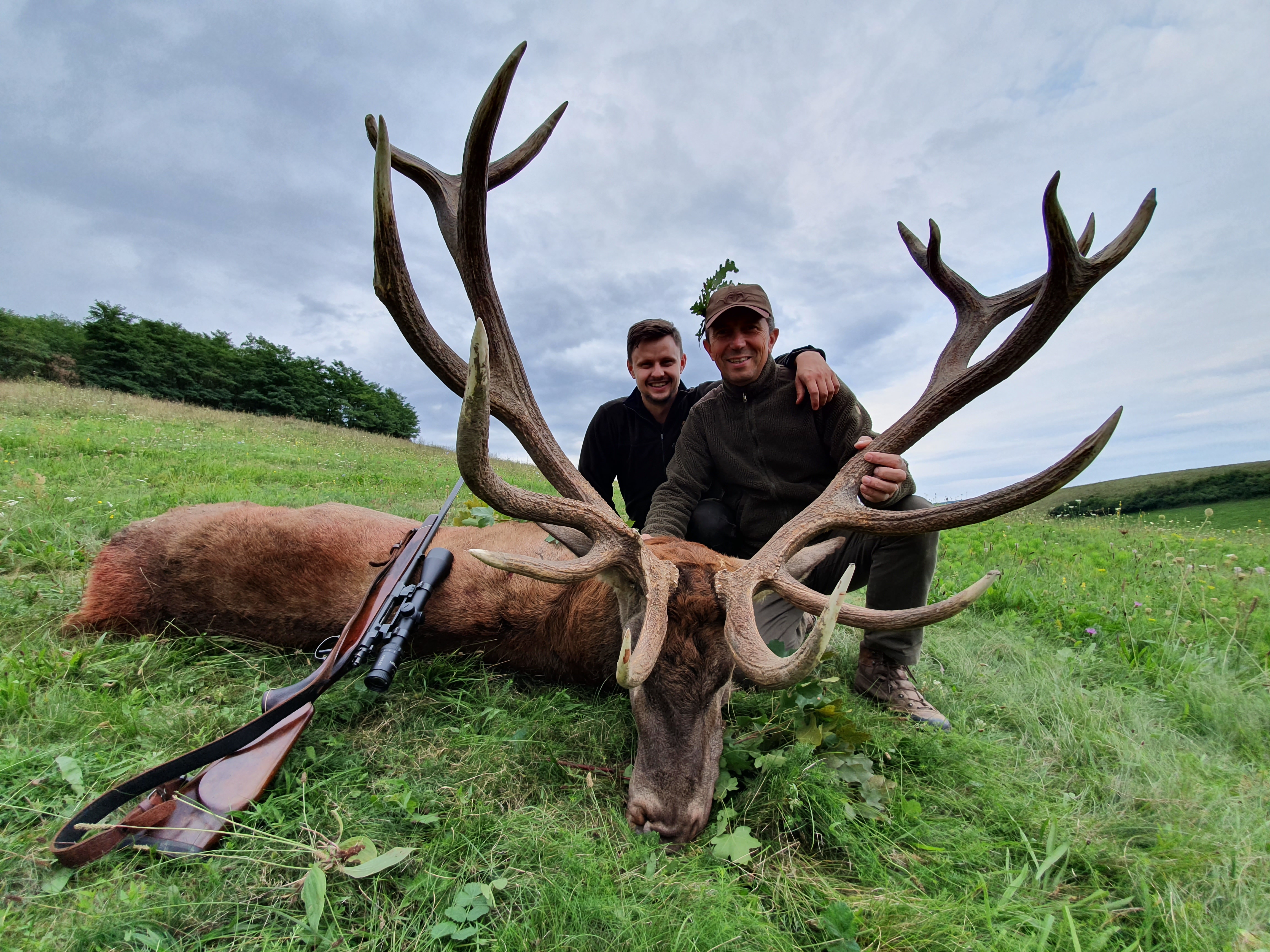 Red deer hunting in SLOVAKIA – season 2020